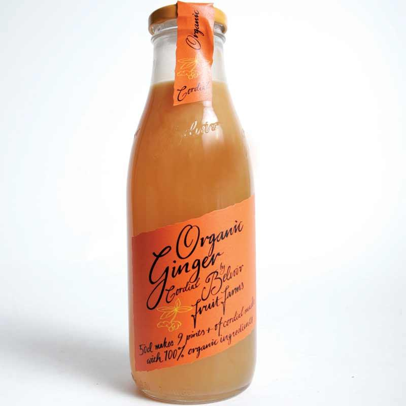 Belvoir Ginger Cordial 500ml
