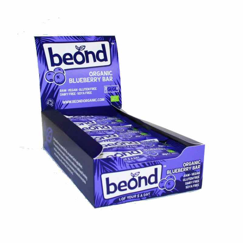 Beond Blueberry Bar 35g