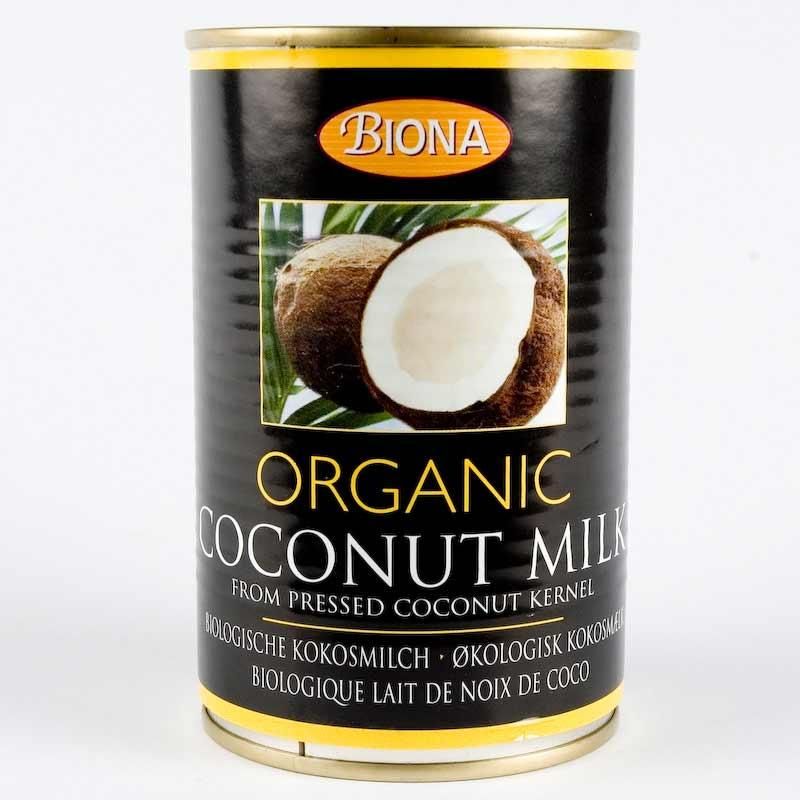 Biona Coconut Milk 400ml