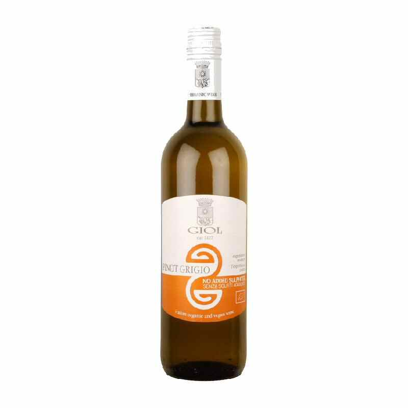 Marca Trevigiana Pinot Grigio No Added Sulphur