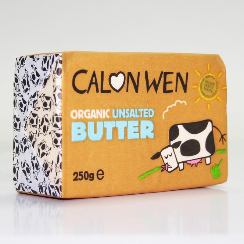 Butter Calon Wen  Unsalted 250g