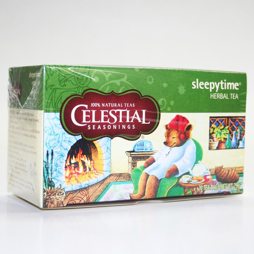 Celestial Seasonings Sleepytime Tea x24 Bags non organic