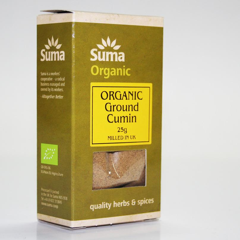 Cumin Ground 25g