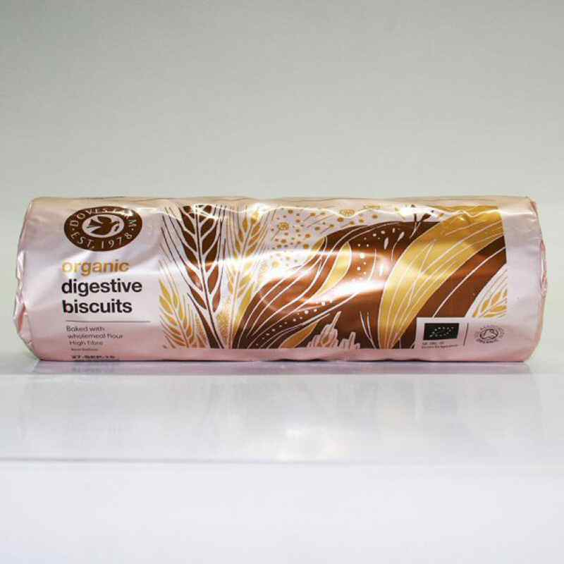 Doves Farm Digestive Biscuits 400G