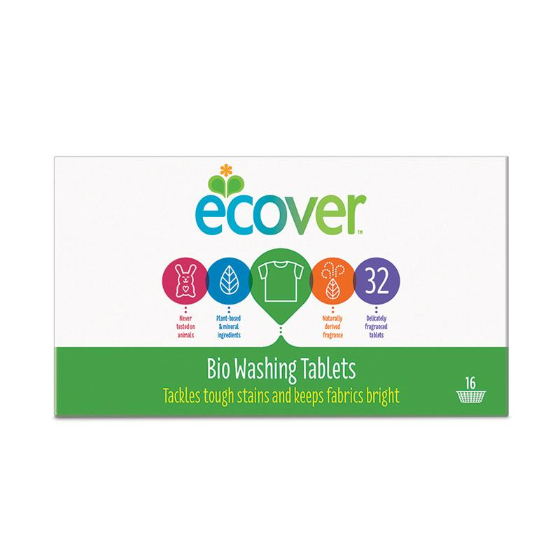 Ecover Laundry Tablets x 32
