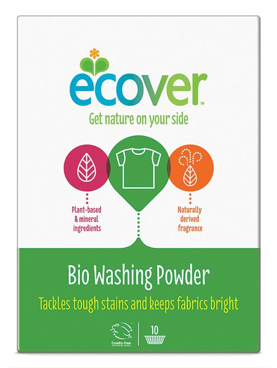 Ecover Washing Powder Bio 750g