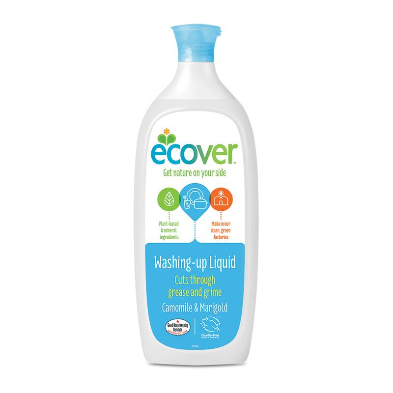 Ecover Washing-Up Liquid 1L