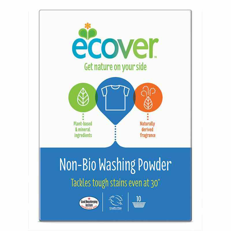 Ecover Washing Powder Non Bio 750g