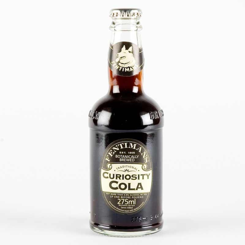 Fentimans Curiosity Cola 275ml non organic