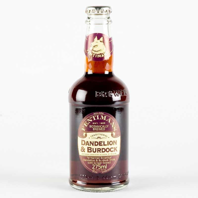 Fentimans Dandelion & Burdock 275ml non organic
