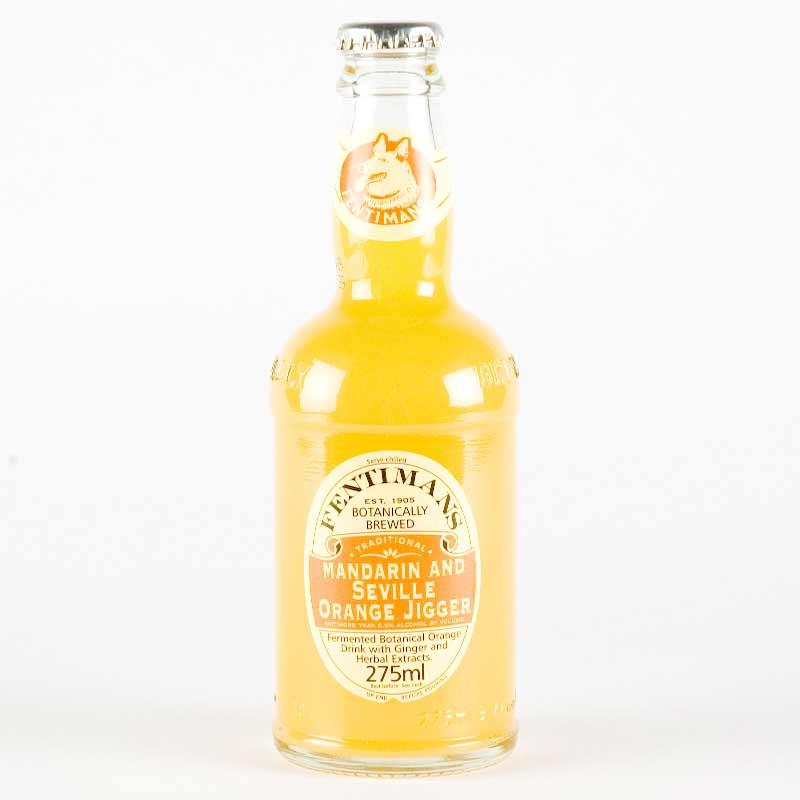 Fentimans Orange Jigger 275ml non organic