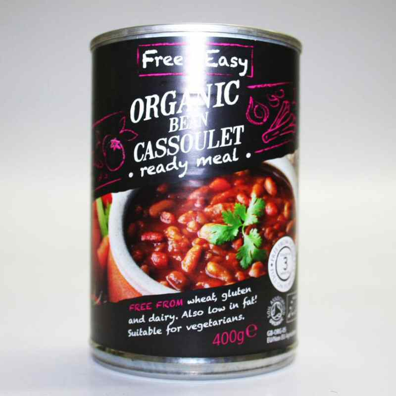 Free & Easy Bean Cassoulet 400g