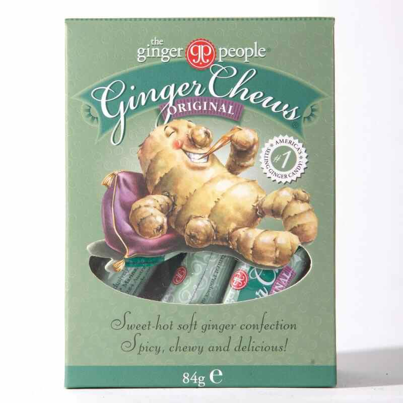 Ginger People Ginger Chews 84g