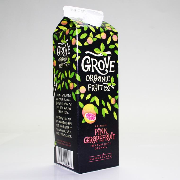Grove Fresh Pink Grapefruit 1 Litre Chilled