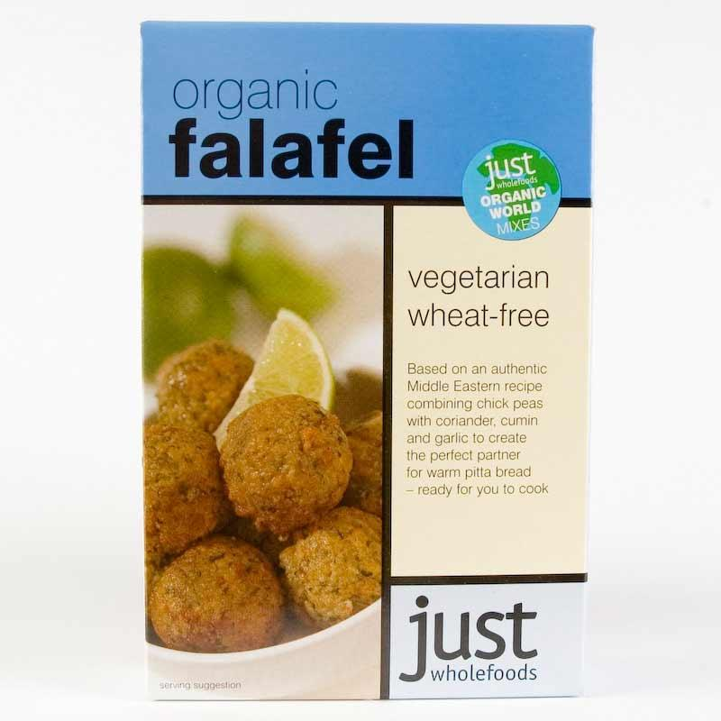 Just Wholefoods Falafel Mix 120g