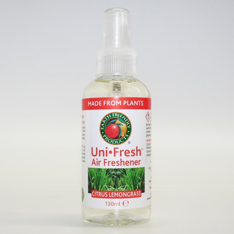 Earth Friendly  citrus air freshner 130ml