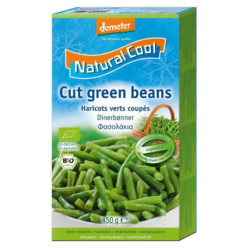 Natural Cool Frozen Beans 450g
