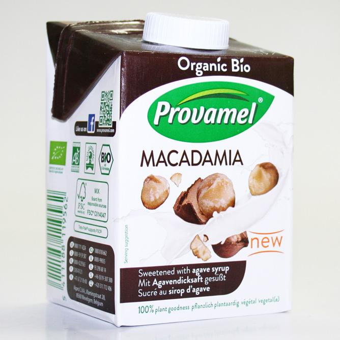 Provamel Macadamia Drink 500ml