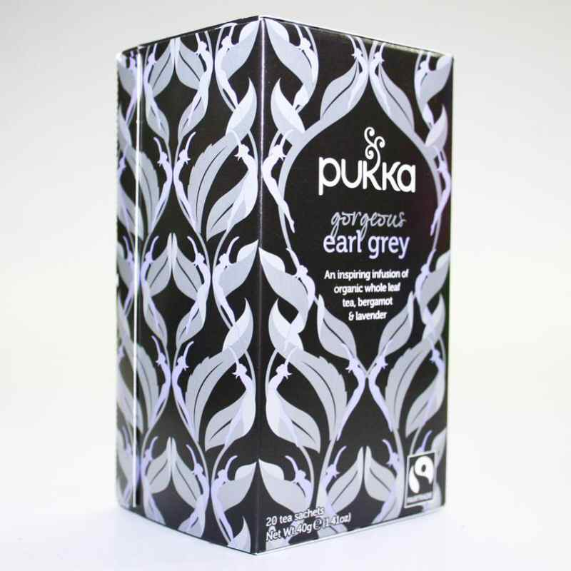 Pukka Gorgeous Earl Grey 20bags