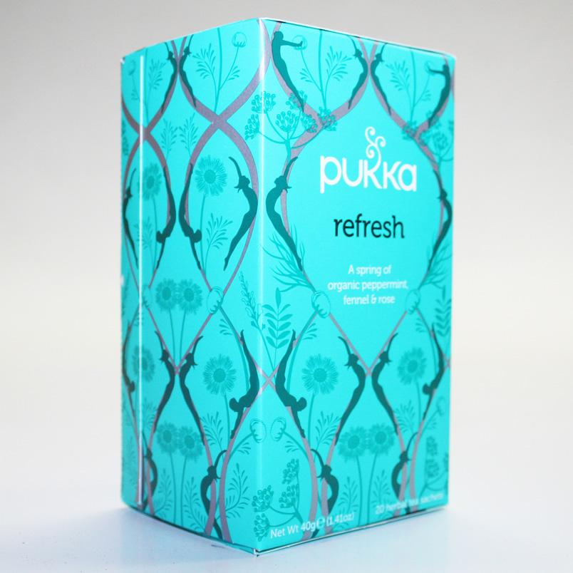 Pukka Refresh Teabags x 20
