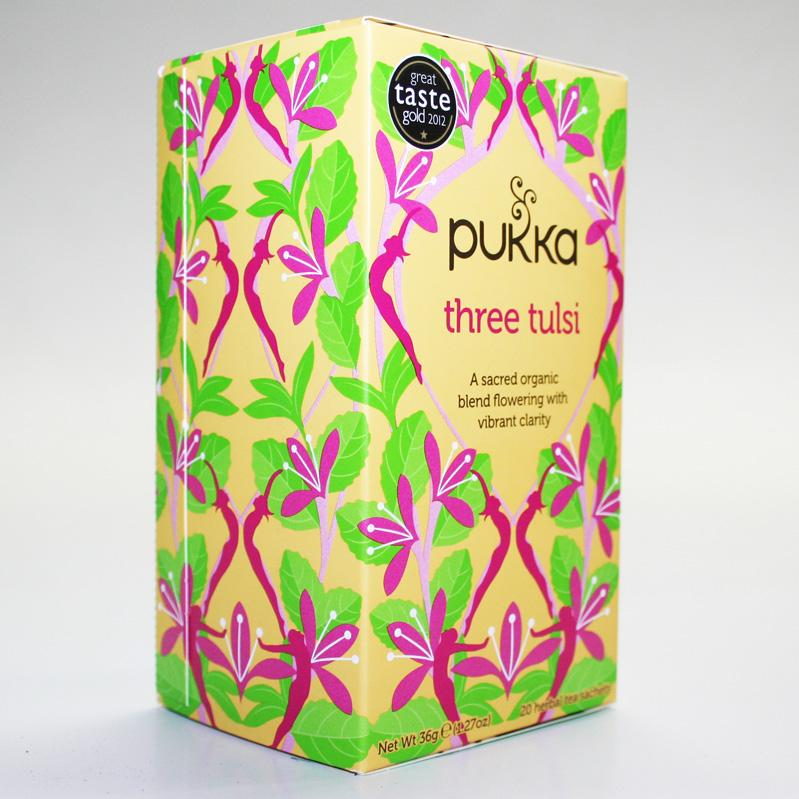 Pukka Three Tulsi Tea x 20 bags