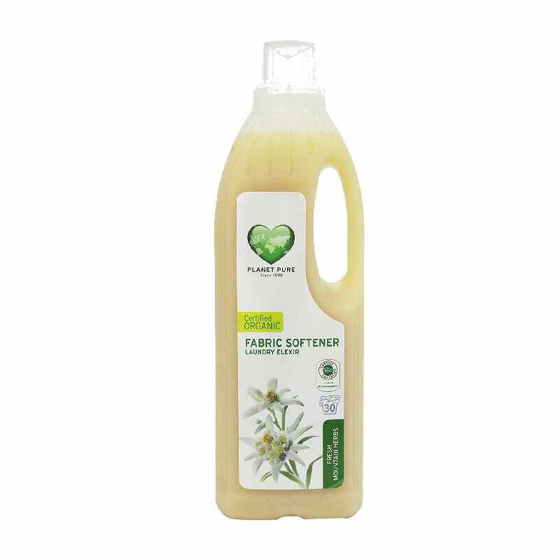 Pure Planet Fabric softener 1Mountain Herbs