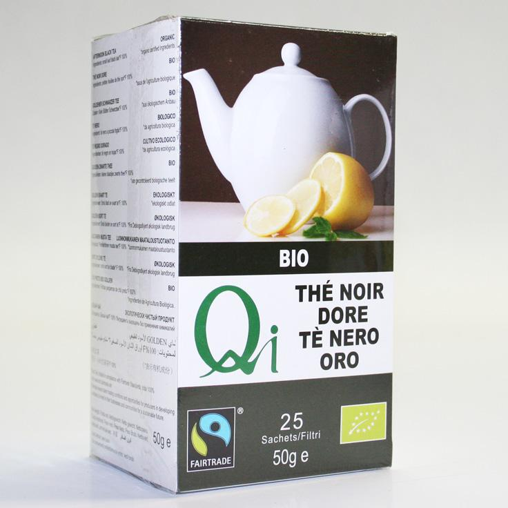 Qi Afternoon Teabags x 25