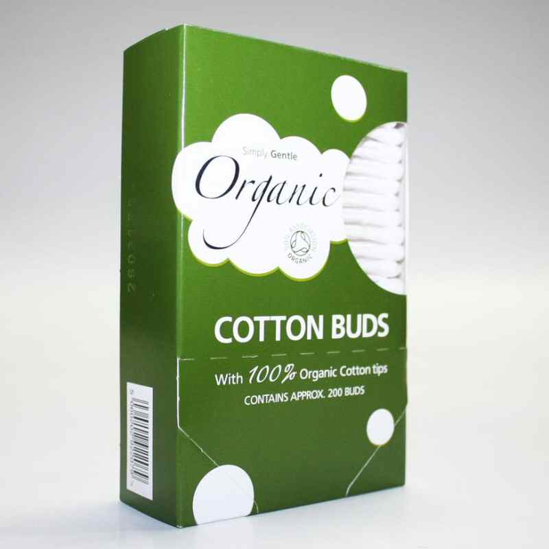 Simply Gentle Cotton Buds x 200