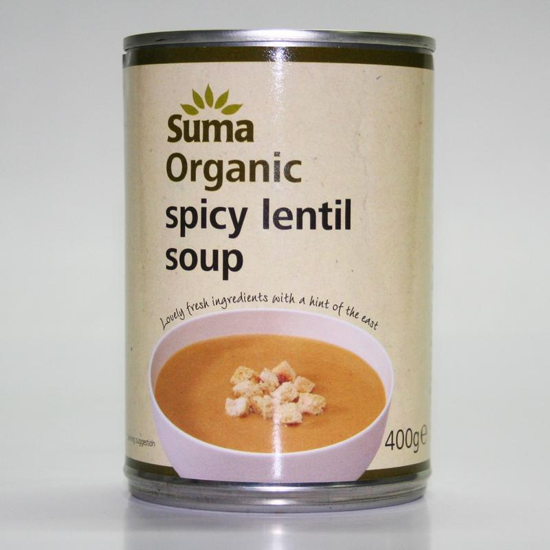 Suma Spicy Lentil Soup 400g