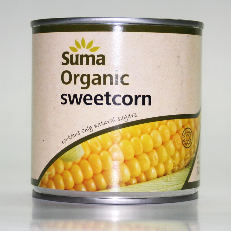 Suma Sweetcorn 326g