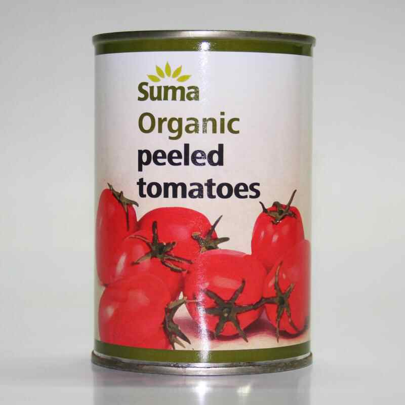 Suma Whole Tomatoes 400g