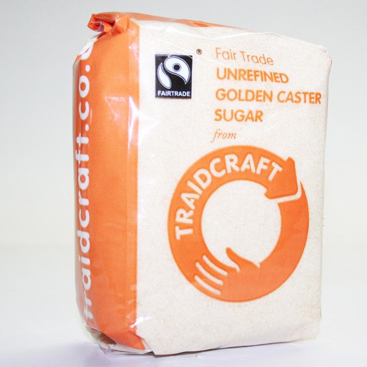 Traidcraft Caster Sugar 500g
