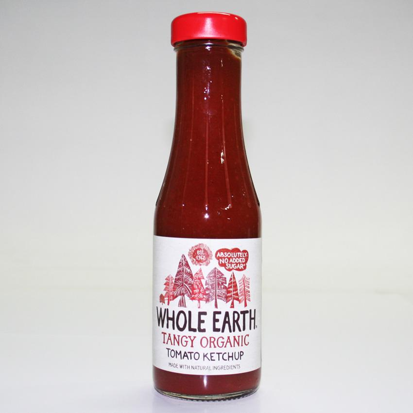 Whole Earth Tomato Ketchup 330ml
