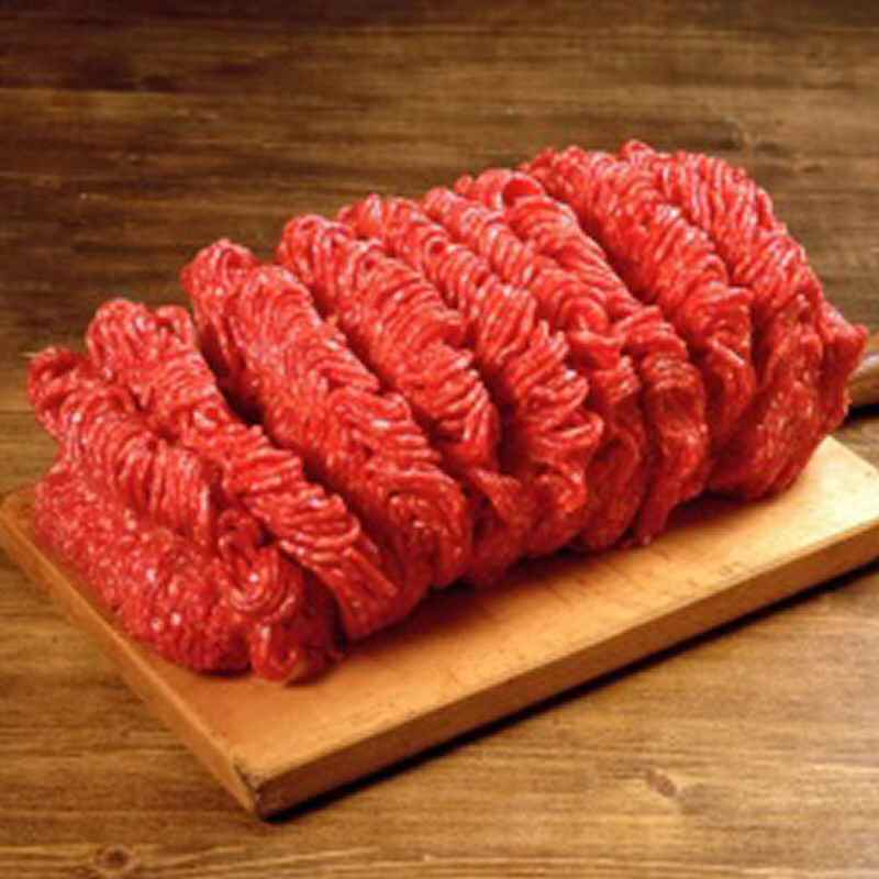 Beef Mince 450g pack