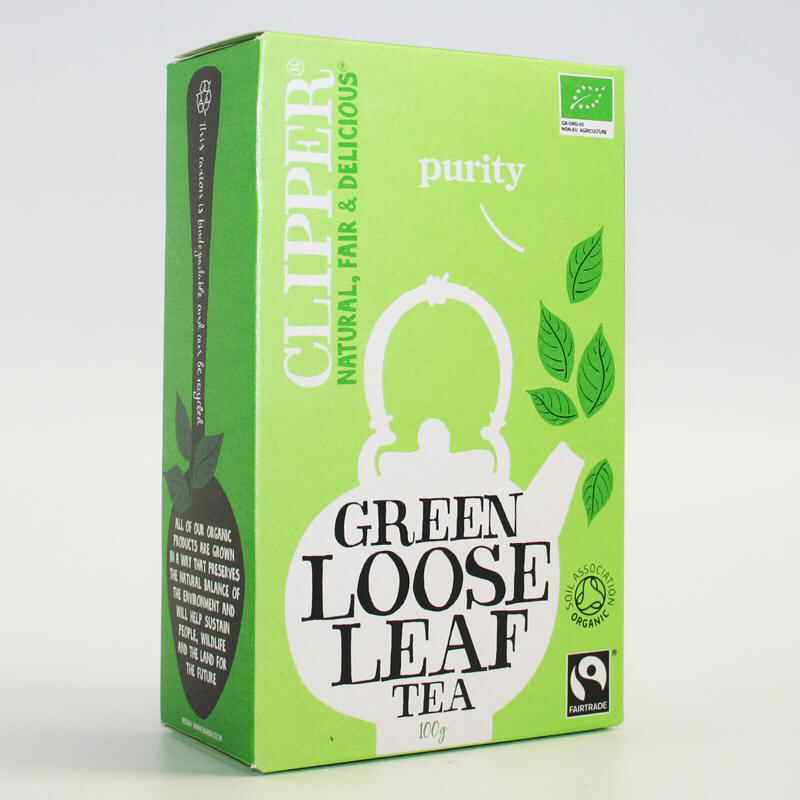 Clipper Loose Green Tea 100g