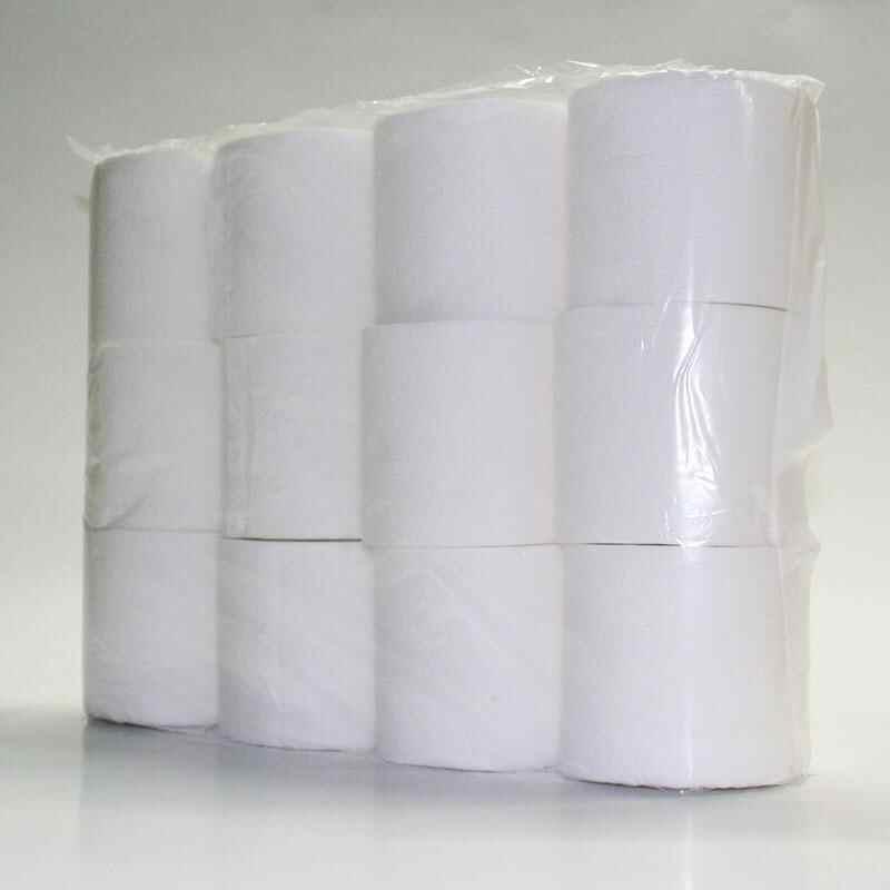 Ecovalue 36 Loose Toilet Rolls Recycled