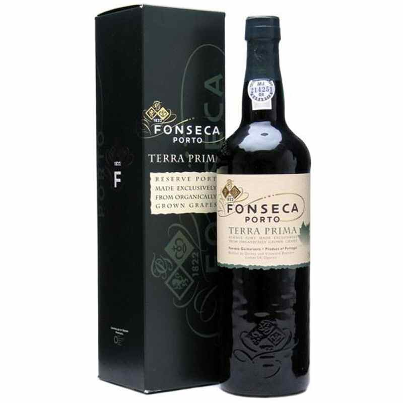 Terra Prima Reserve Port 750ml