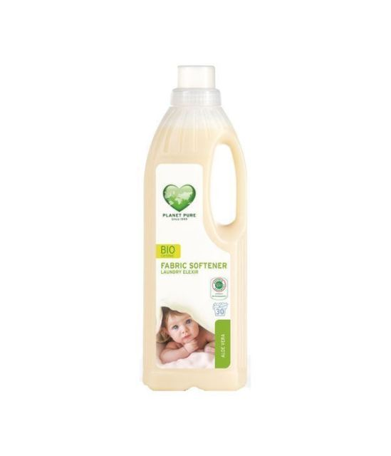 Pure Planet Fabric softener 1l aloe vera
