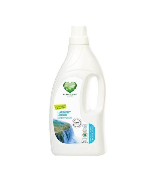 Pure Planet Laundry Liquid Hypoallergenic 3L