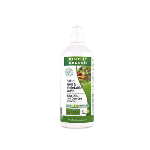 Bentley Organic fruit & veg salad wash 500ml