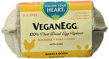 vegan Egg replacer 114g no GMO/gluten/soy