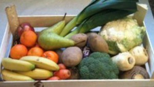 Veg Box Delivery