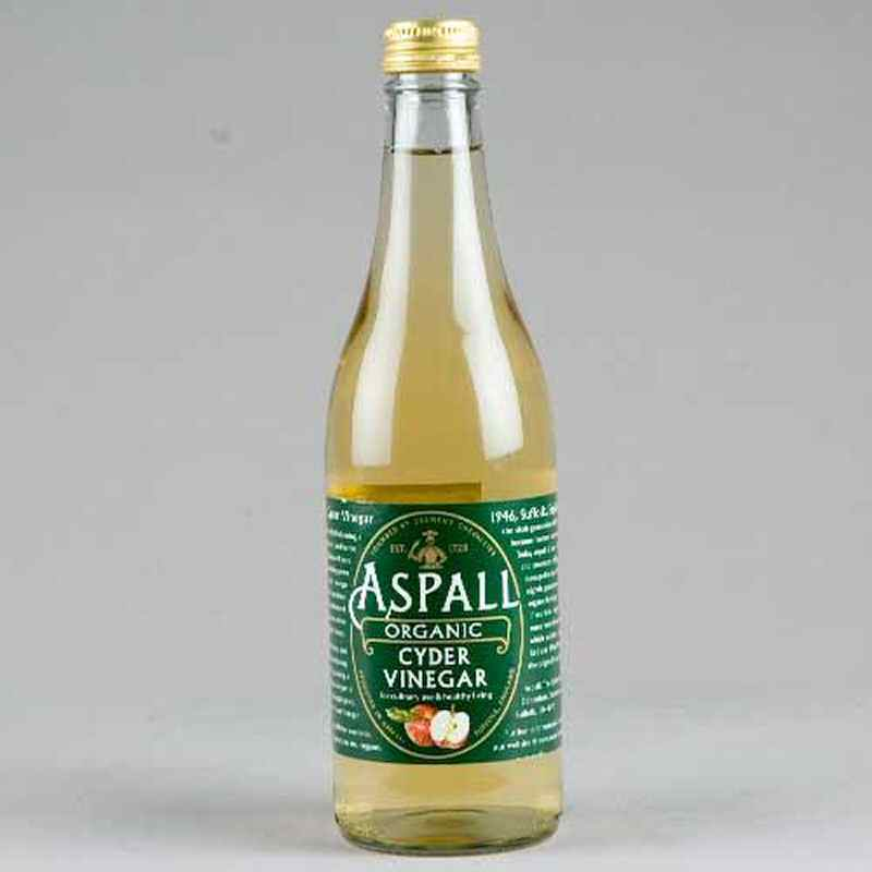 Aspall Raw unfiltered Cider Vinegar 500ml