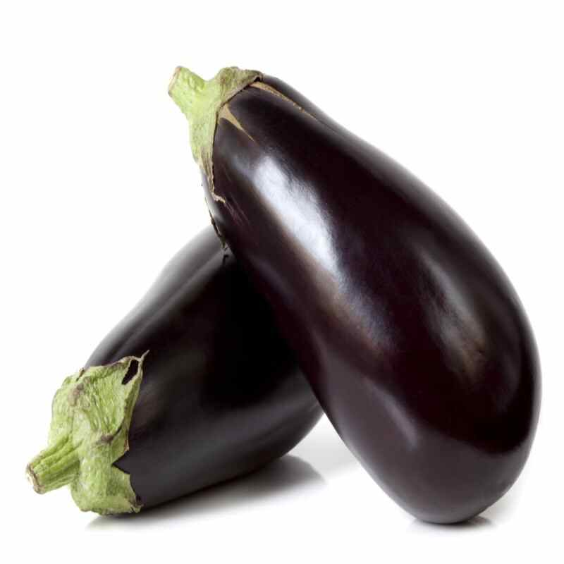 Aubergine £4.80/ kg  from Wed