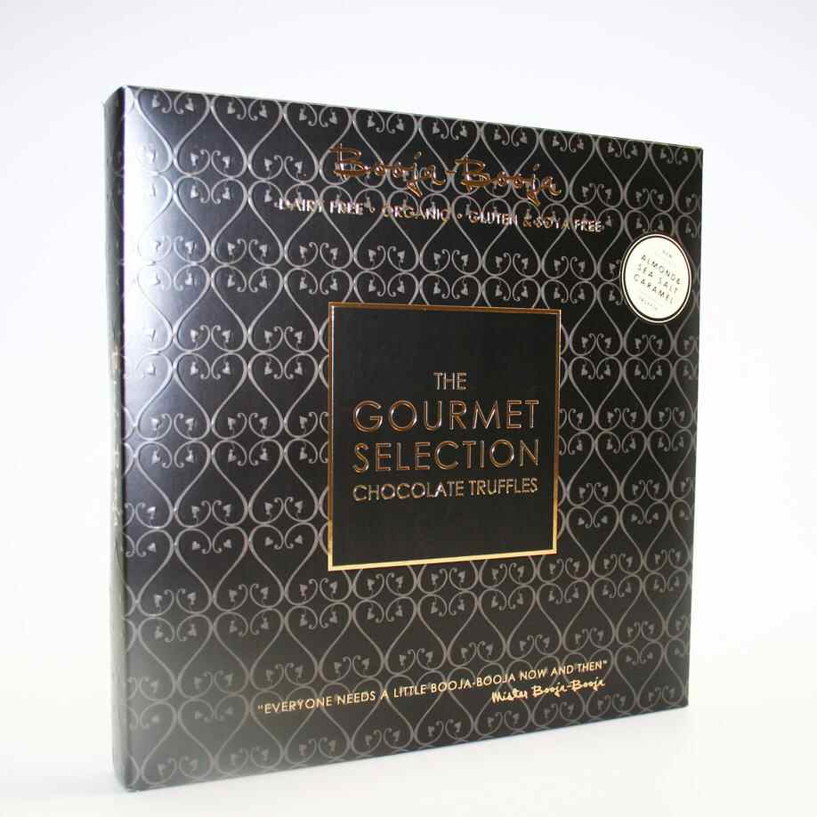 Booja Booja Truffles Gourmet Selection Box 237g vegan