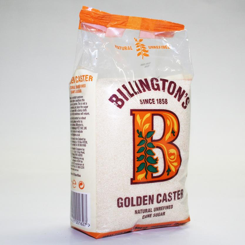 Billingtons Golden Caster Sugar 1kg