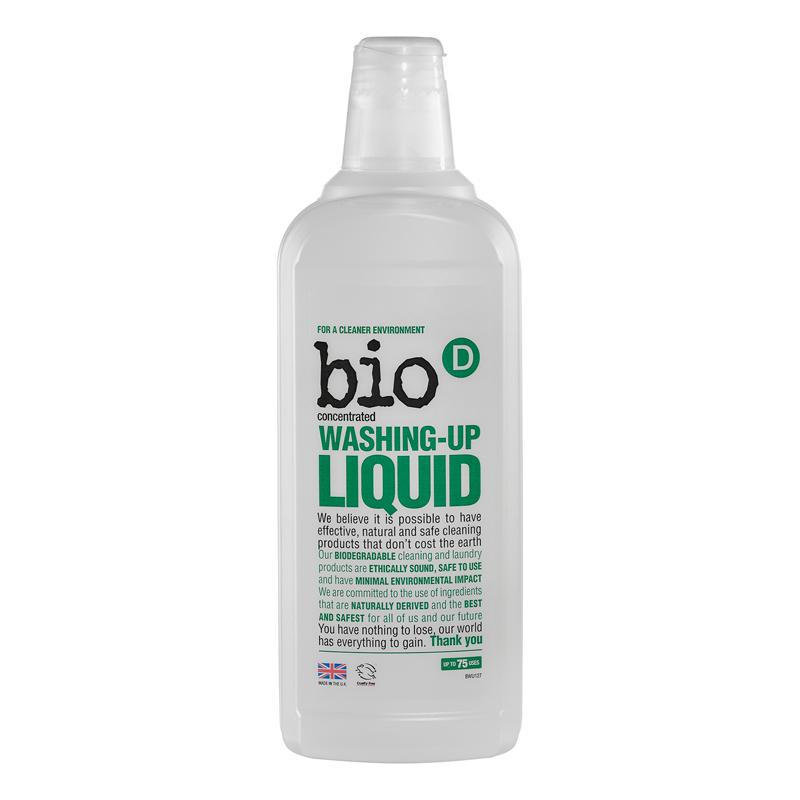 Bio D Washing Up Liquid 750ml  Vegan