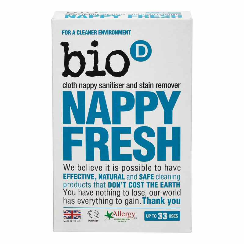 Bio D Nappy Fresh