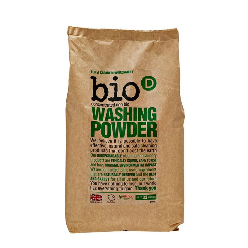 Bio D Conc. Washing Powder 2kg  Vegan