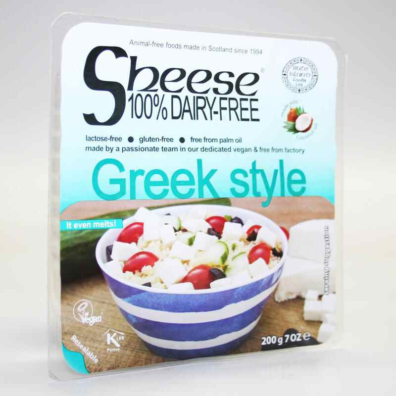 Bute Island Greek Style Sheeze  200g